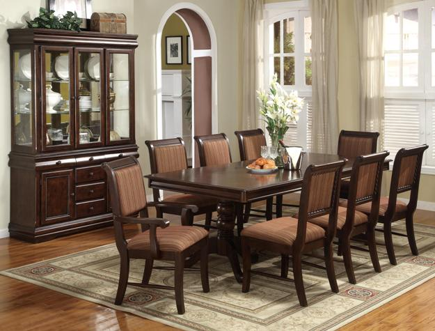 2145 Table With 2 Arm U0026 4 Side Chairs $917