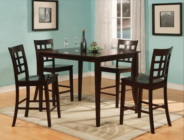 2725 Table With 4 Stools $279