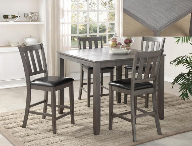 2761 Table With 4 Stools $339